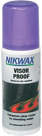 NIKWAX Visor Proof Spray-on 125ml for covers and goggles