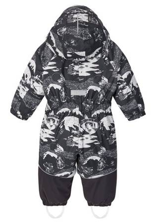 Overall, Moomin Lyster Black