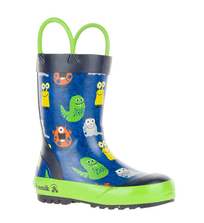 Rubber boots KAMIK T'S MONSTERS