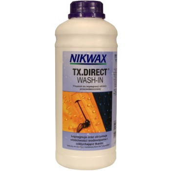 Impregnat NIKWAX TX Direct Wash-In 1L w butelce