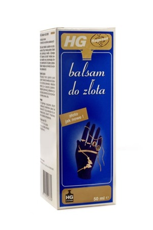 HG balsam do złota